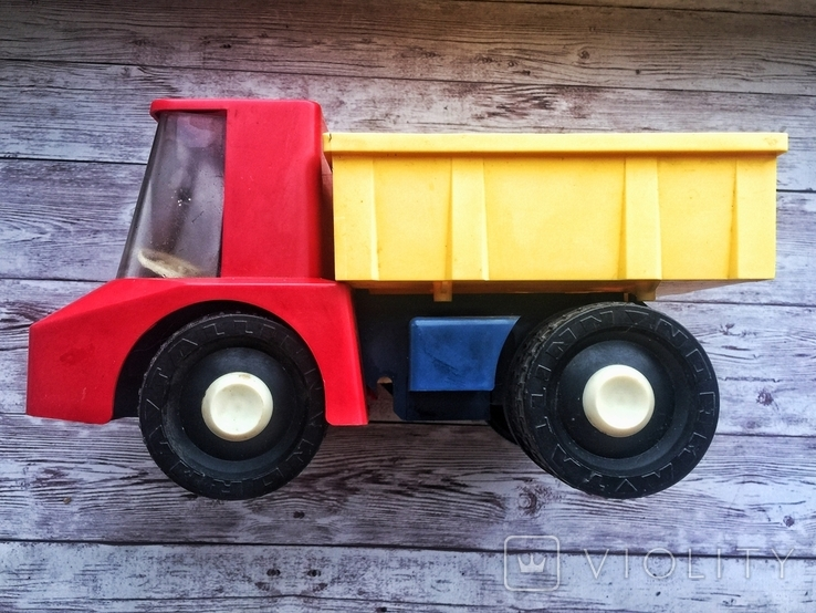 Детский грузовик NORMA TALLIN, фото №2