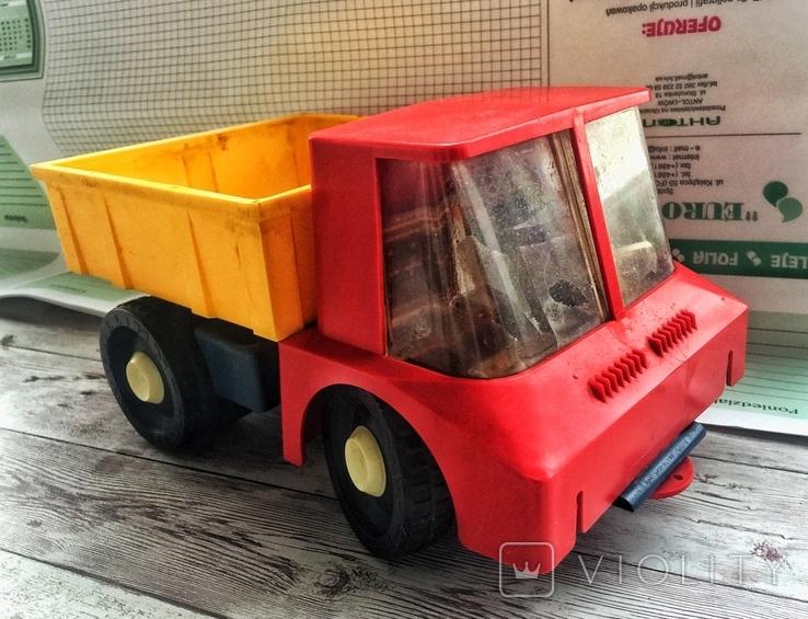 Детский грузовик NORMA TALLIN, фото №4