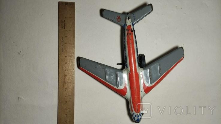 Детская игрушка Самолет СССР на реставрацию., фото №2