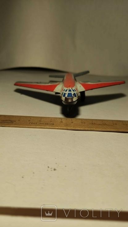 Детская игрушка Самолет СССР на реставрацию., фото №3