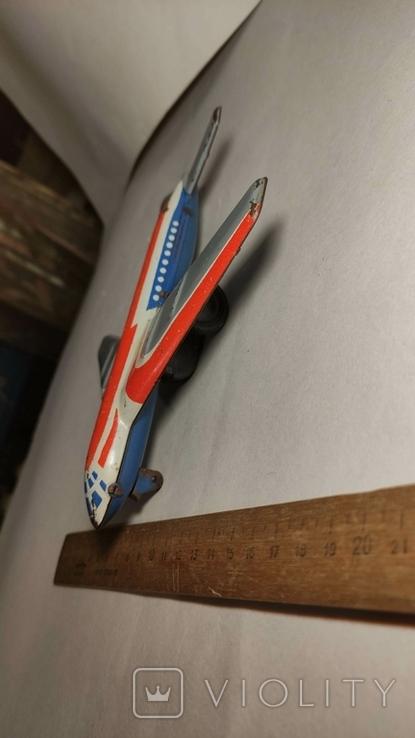 Детская игрушка Самолет СССР на реставрацию., фото №4