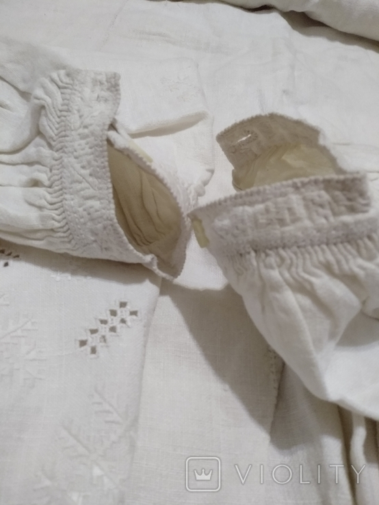 Сорочка конопляна.(Весільна), фото №6