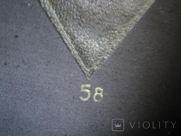 Фуражка офицера ВМФ СССР размер- 58, фото №5