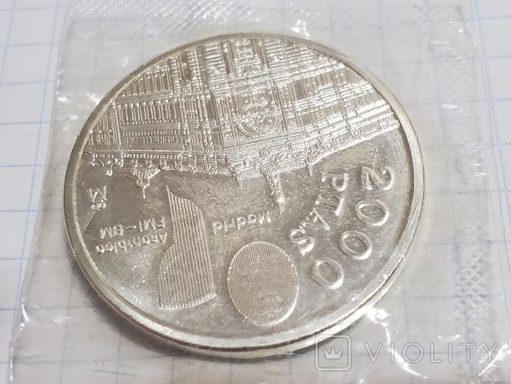 Испания 2000 песет,1994 год., фото №10