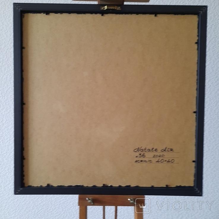 Картина живопис абстракція Fluid Art #36 acrylic, фото №13