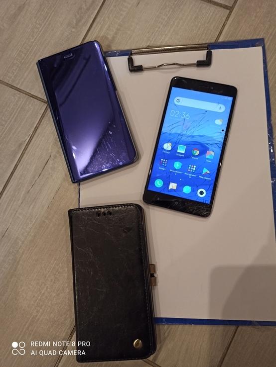 Xiaomi Redmi Note 4x и 2 чехла, фото №2