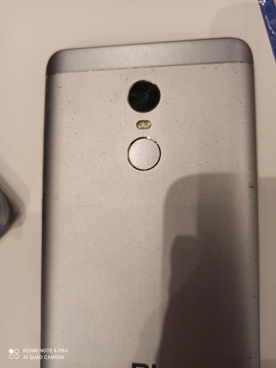 Xiaomi Redmi Note 4x и 2 чехла, фото №7