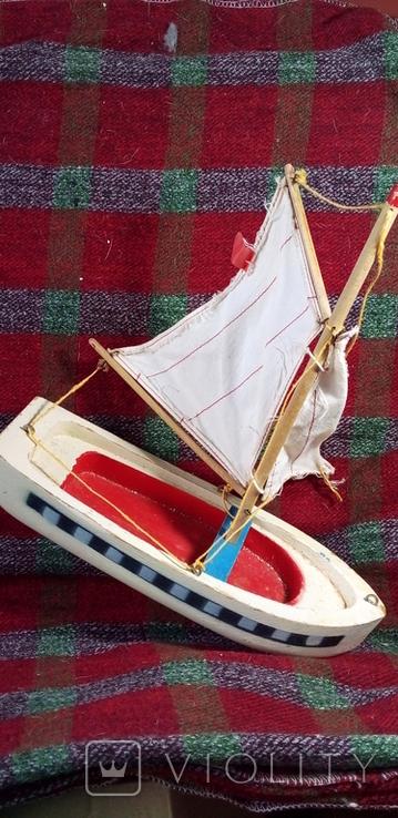 Парусная лодка ГДР, фото №5