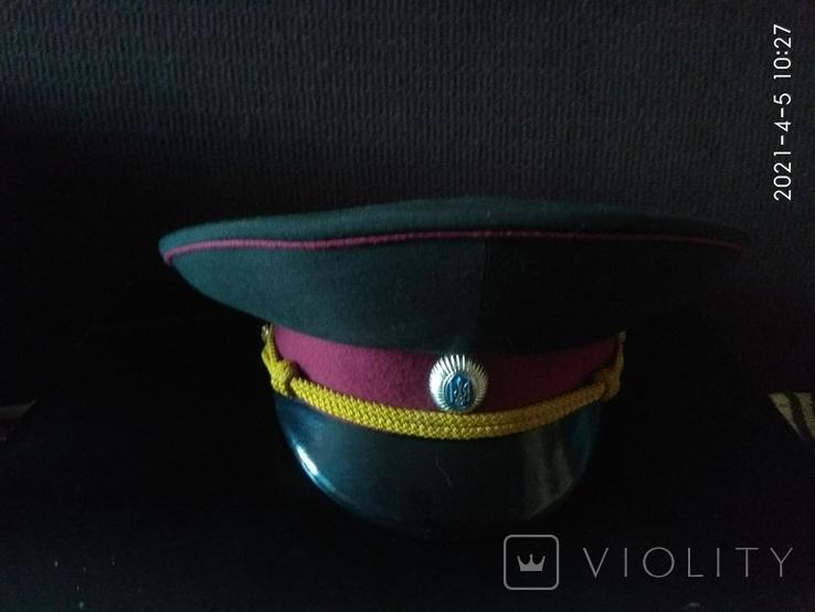 Фуражка общевойсковая, фото №6