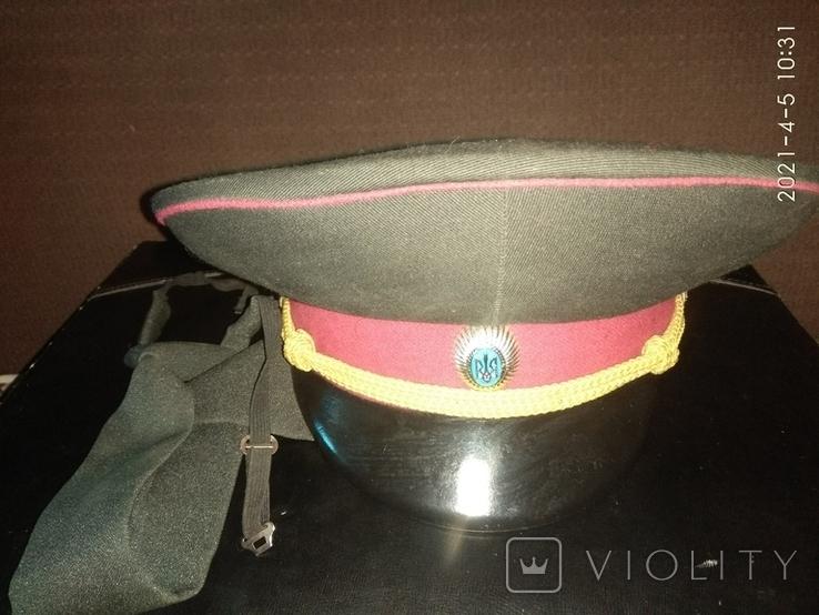 Фуражка общевойсковая, фото №2