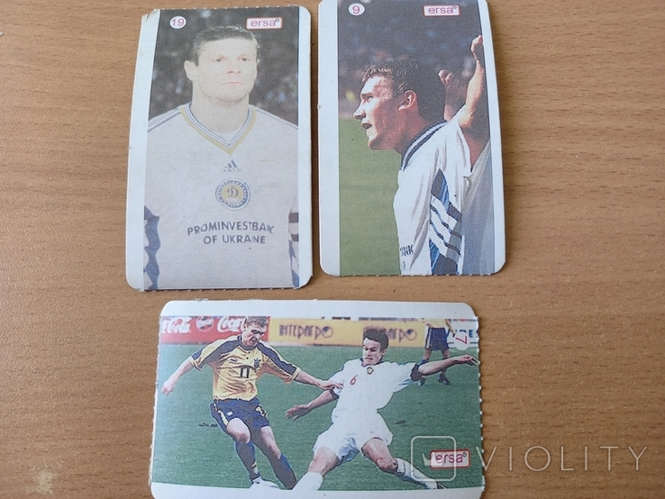 3 картинки ersa,футбол, фото №2