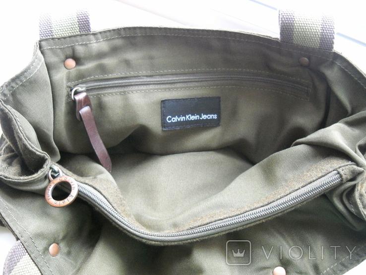 Сумка Calvin Klein Jeans, фото №8