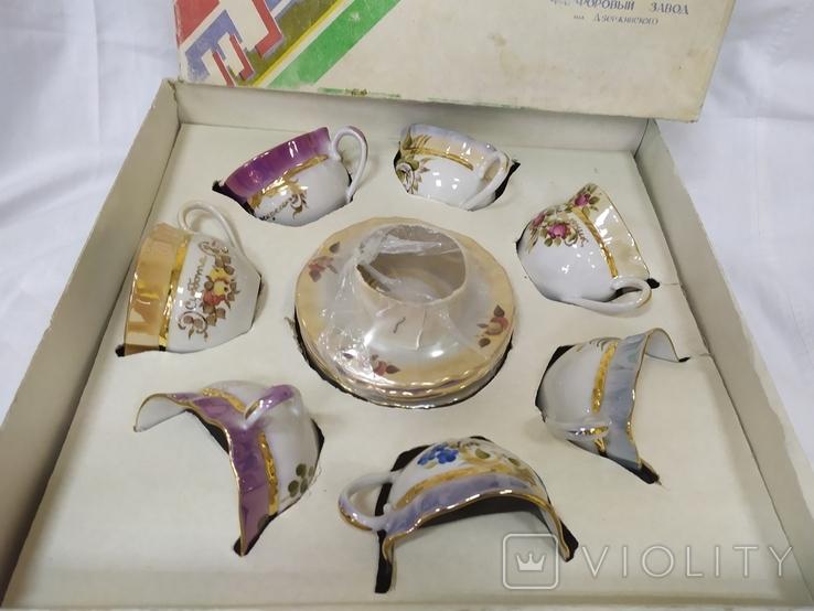 Чайный подарочный набор Неделька. Коростень. Новый, фото №3
