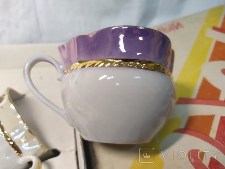 Чайный подарочный набор Неделька. Коростень. Новый, фото №6