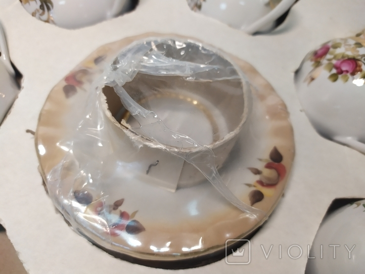 Чайный подарочный набор Неделька. Коростень. Новый, фото №8