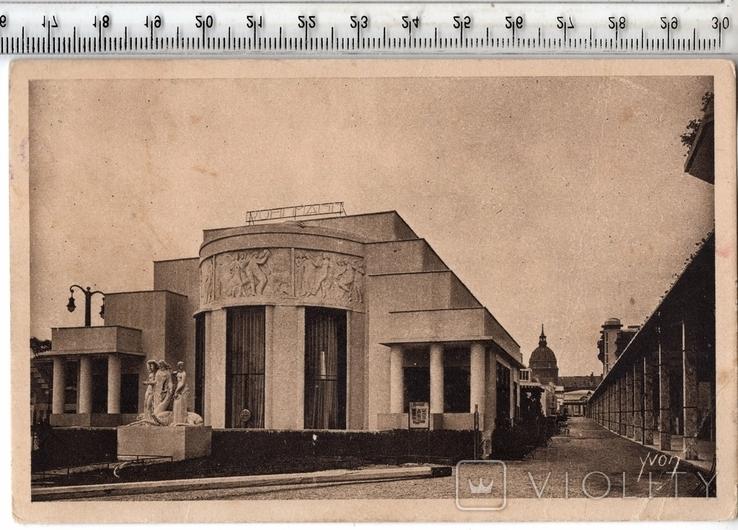 Франция. Париж. 1925 год., фото №2