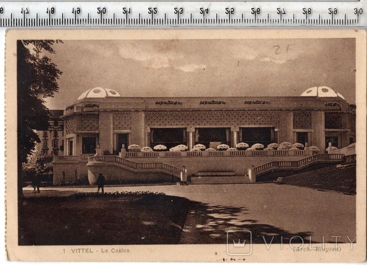 Франция. Витель. До 1945 года., фото №2