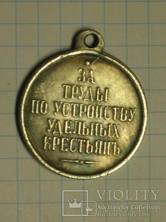 За труды по устройству крестьян копия, фото №3