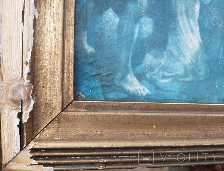 Последний день Помпеи К.П. Брюллов. Репродукция., фото №4