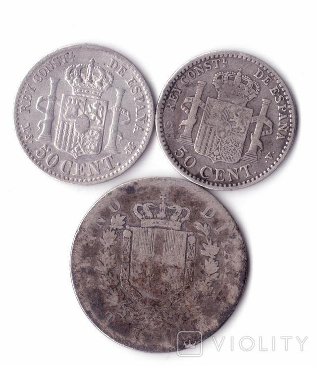 Срібло XIX століття, фото №3