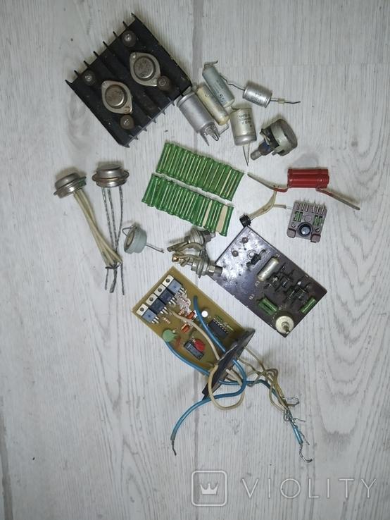 Платы+радиодетали, фото №2