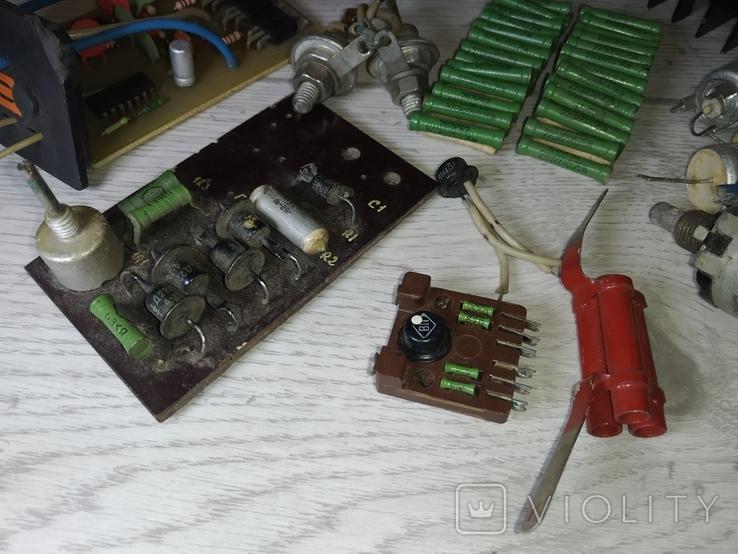 Платы+радиодетали, фото №3