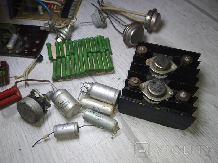 Платы+радиодетали, фото №5