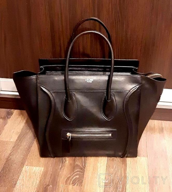 Сумка Celine Luggage, фото №9