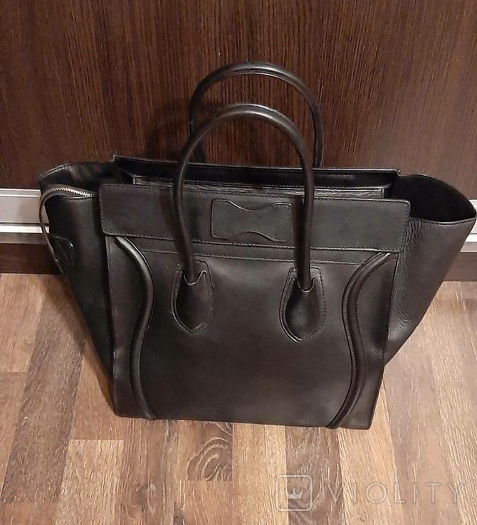 Сумка Celine Luggage, фото №11