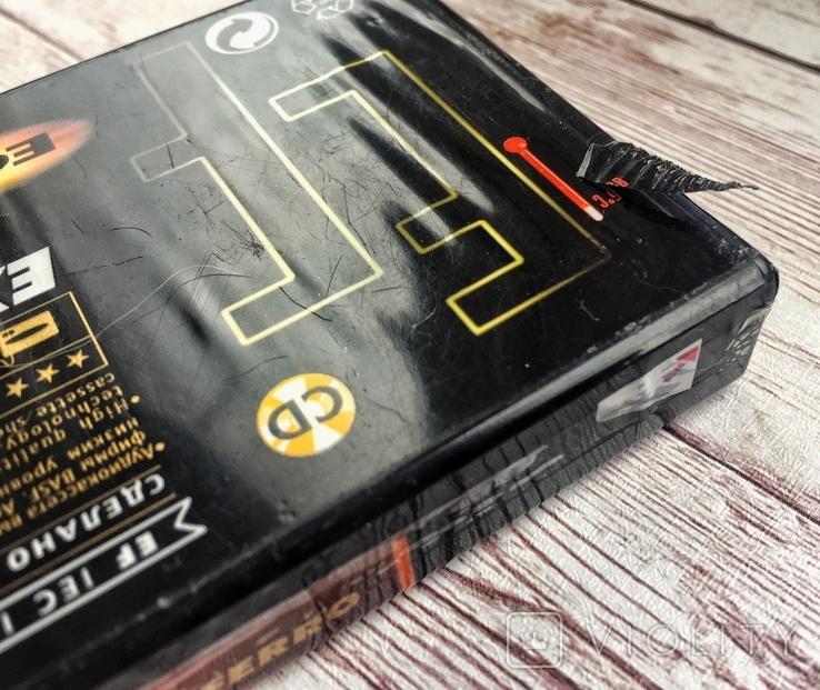 Аудиокассета ECP EXTRA FERRO EF-90, фото №6