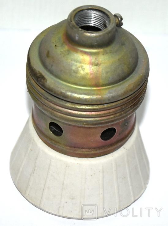 Патрон керамический Е-40 (Голиаф), фото №2