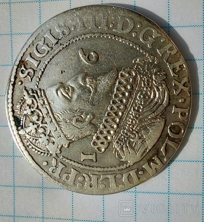 Орт Гданський 1624 р, фото №2