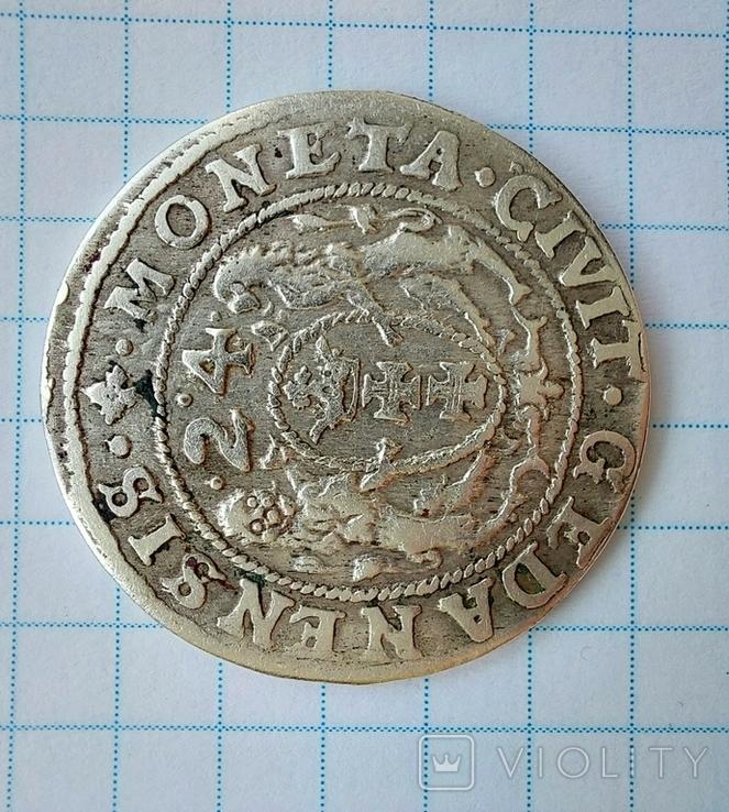 Орт Гданський 1624 р, фото №3