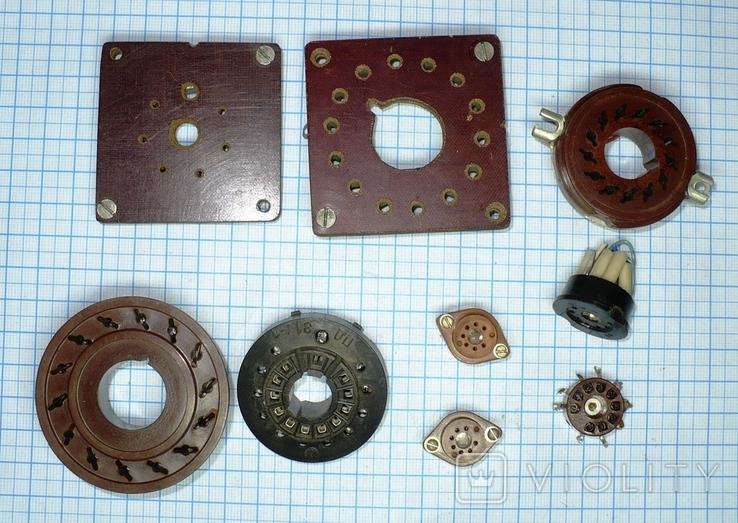Панельки для ламп 9 штук., фото №5