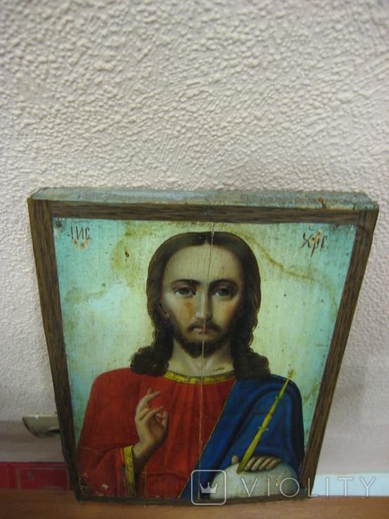 Икона Господь Вседержитель., фото №6
