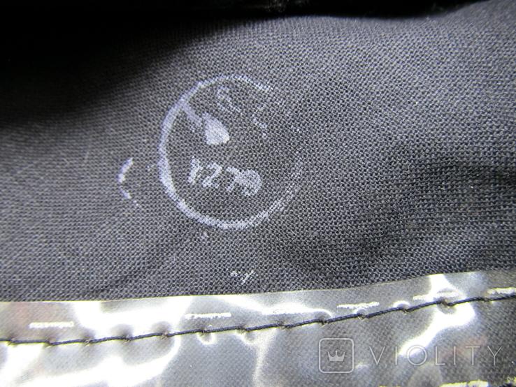 Берет с латунной кокардой королевского флота коректировщика мин. 60гг. Британия., фото №7