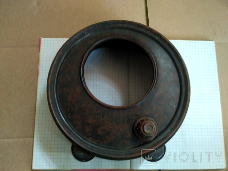 Карболитовый корпус радиоточки., фото №2