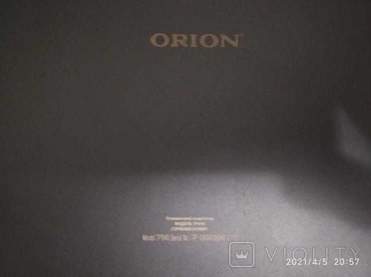 Планшет Орион тр 940, фото №3