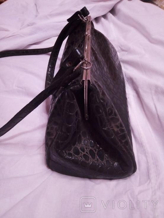 Винтажная сумочка-ридикюль, СССР, фото №4