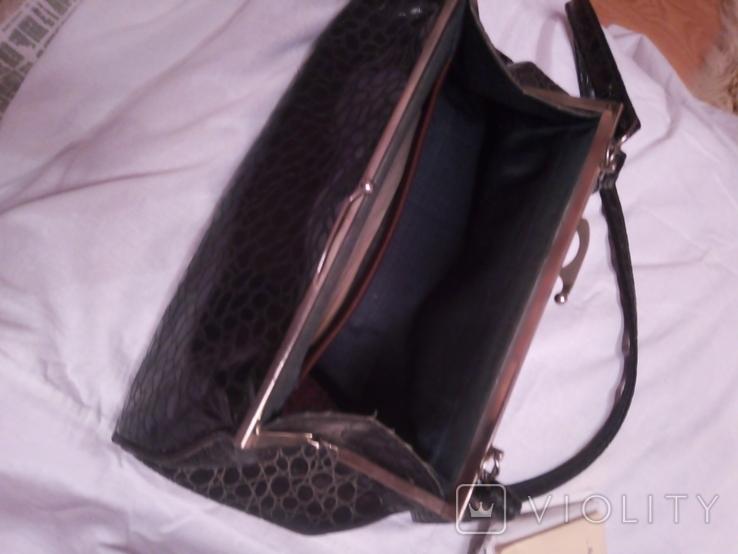 Винтажная сумочка-ридикюль, СССР, фото №5