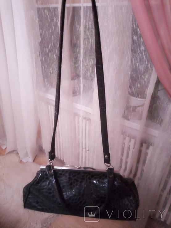 Винтажная сумочка-ридикюль, СССР, фото №6