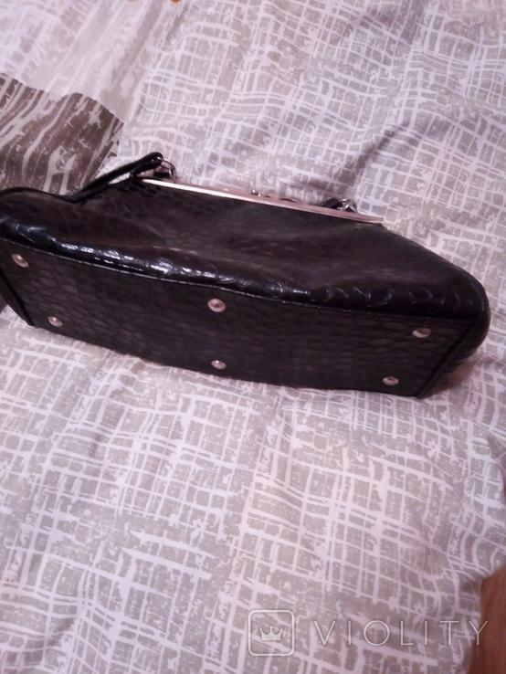Винтажная сумочка-ридикюль, СССР, фото №7