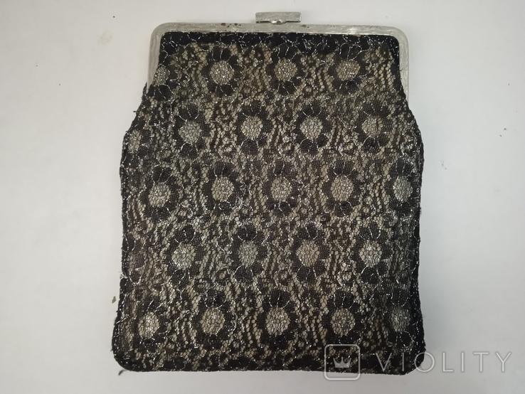 Жіноча сумка вінтаж, фото №2