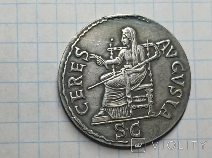Древний Рим тип 8 копия, фото №3