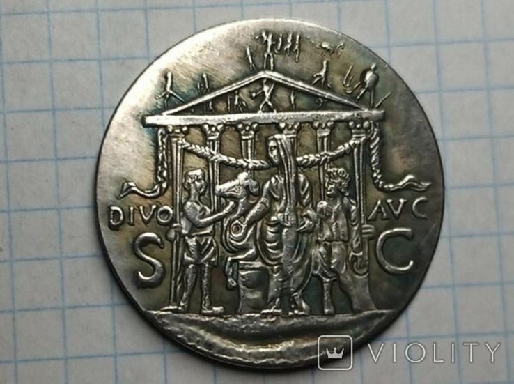 Древний Рим тип 5 копия, фото №2