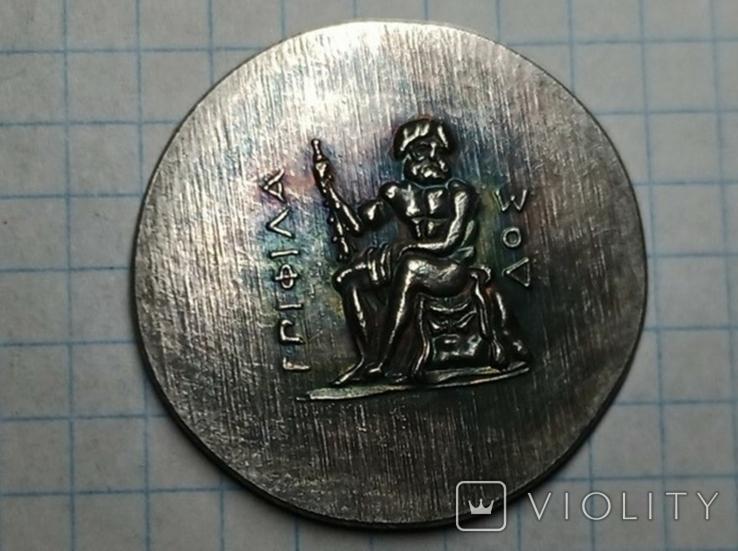 Древняя Греция тип 37 копия, фото №3