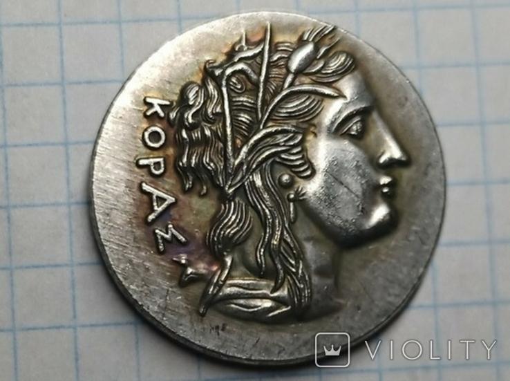 Древняя Греция тип 24 копия, фото №2