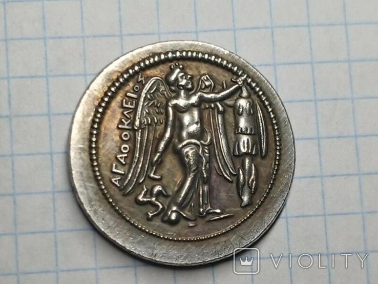 Древняя Греция тип 24 копия, фото №3