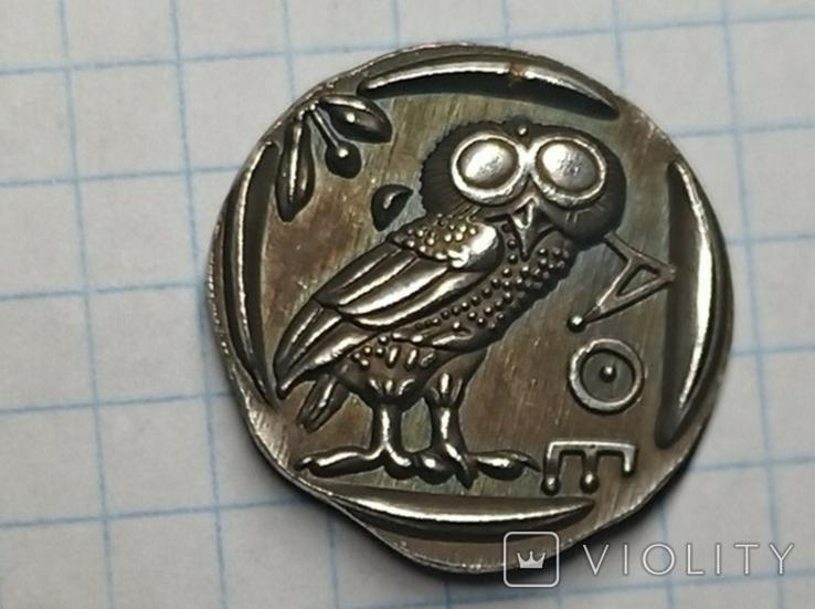 Древняя Греция тип 13 копия, фото №3