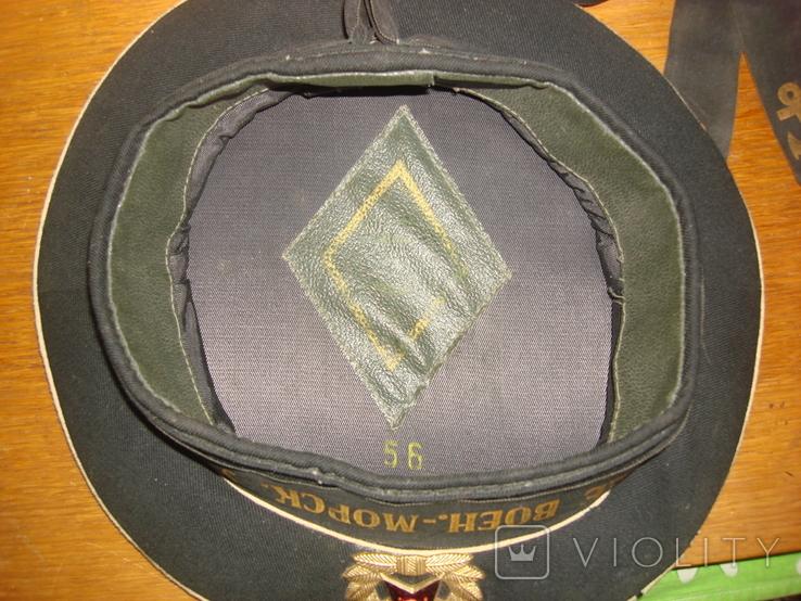 ВМФ Безкозырка.Высшее воен.морс. училище., фото №5